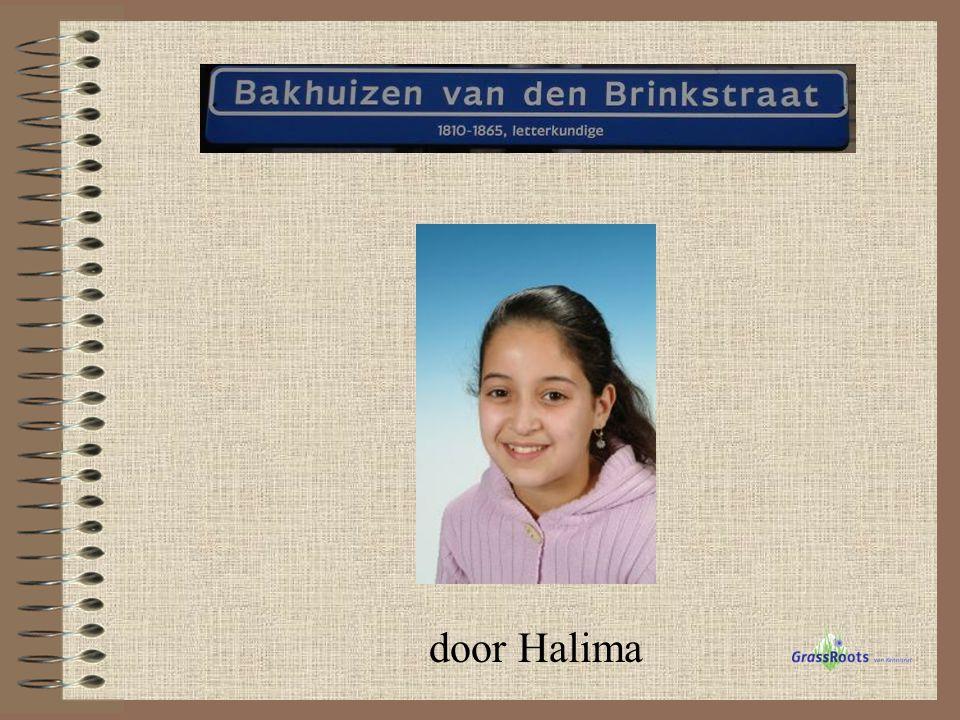 door Halima