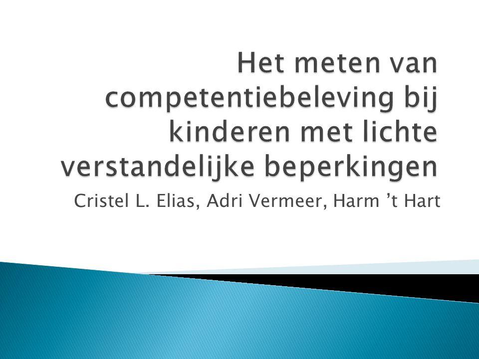 Cristel L. Elias, Adri Vermeer, Harm 't Hart