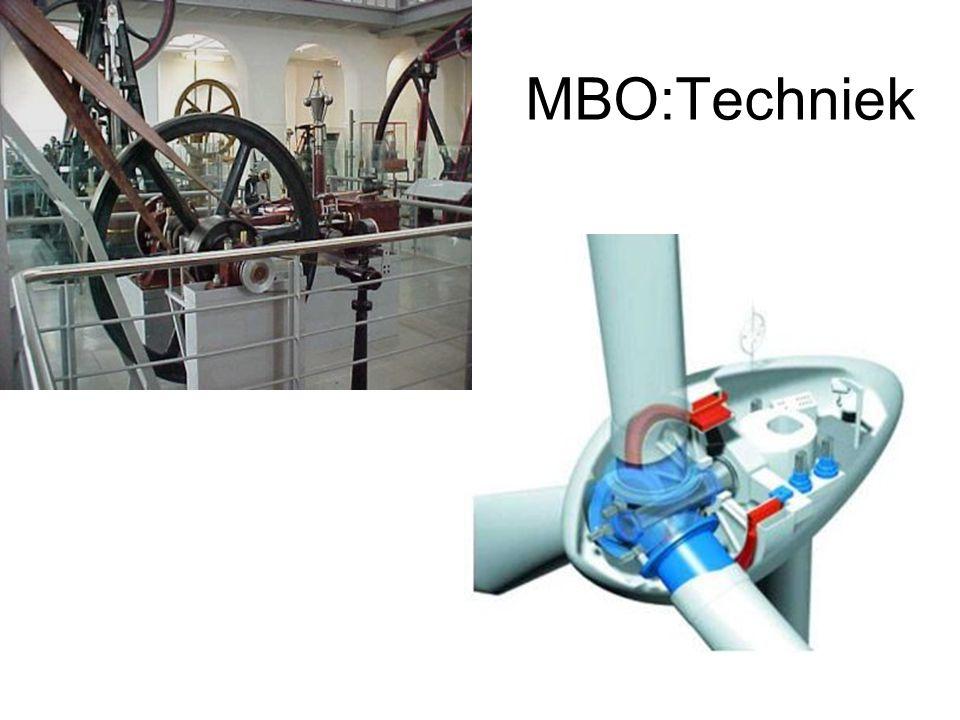 MBO:Techniek