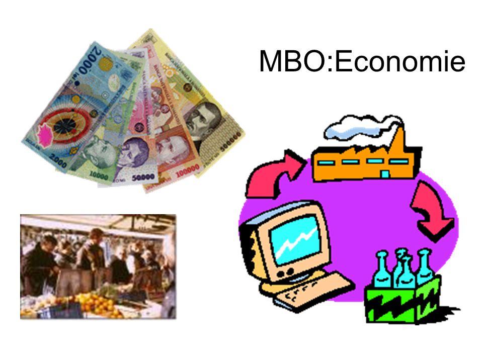MBO:Economie