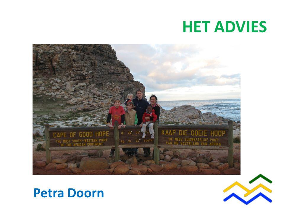 HET ADVIES Petra Doorn