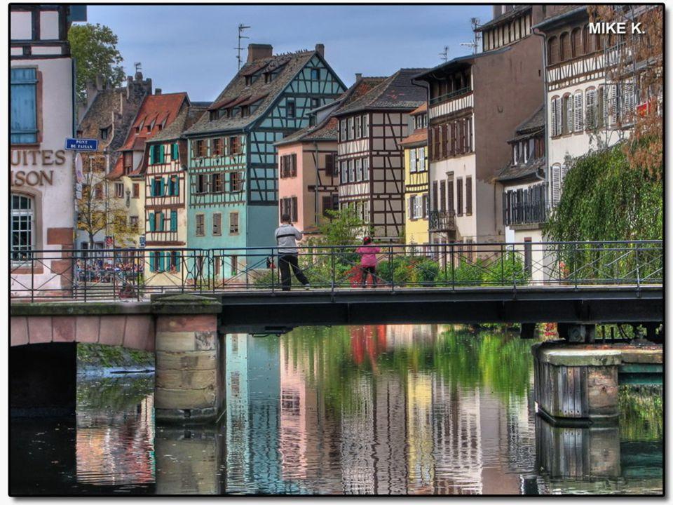 STRASBOURG Het kleine Frankrijk