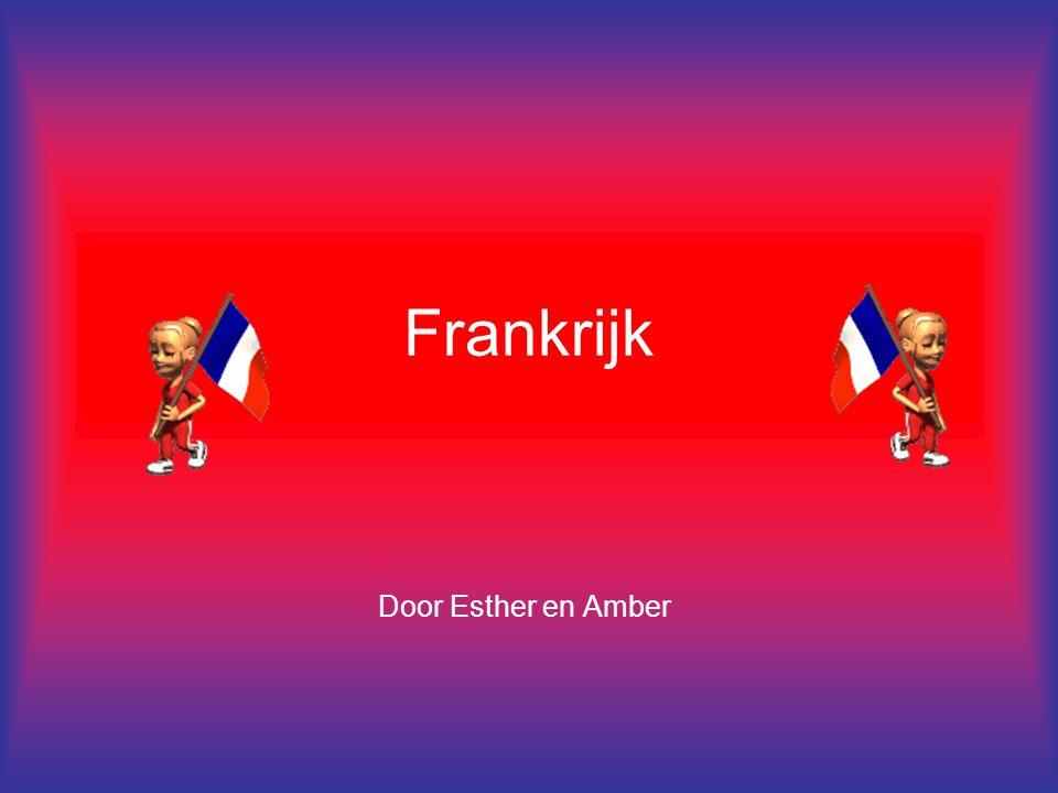 Frankrijk Door Esther en Amber