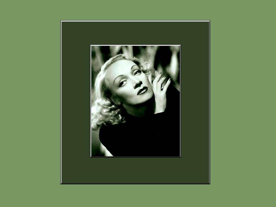 Marlene Dietrich verloor haar vader in 1908, op de ouderdom van 7 jaar.