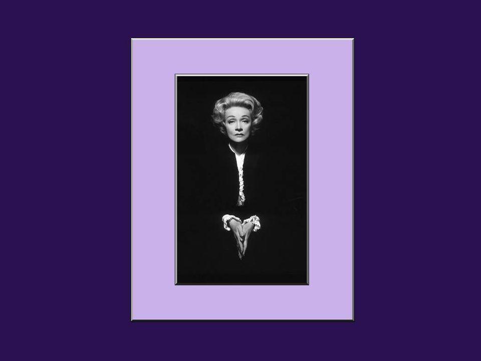 Op 6 mei 1992, overleed Marlene Dietrich in Parijs op de leeftijd van 91 jaar.