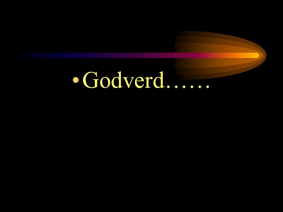 Godverd……
