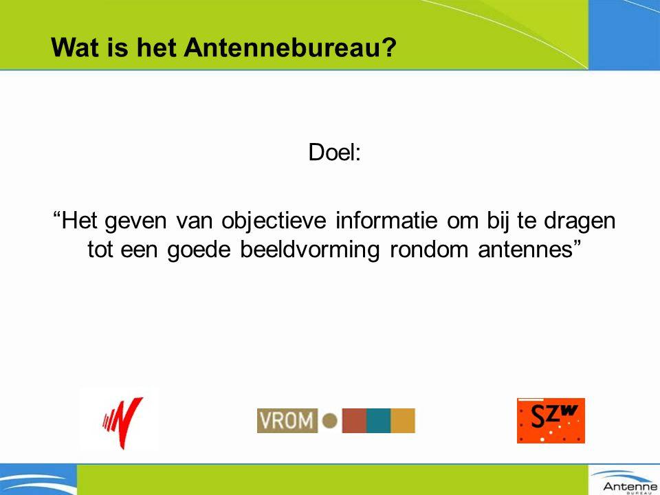Wat zijn antennes?