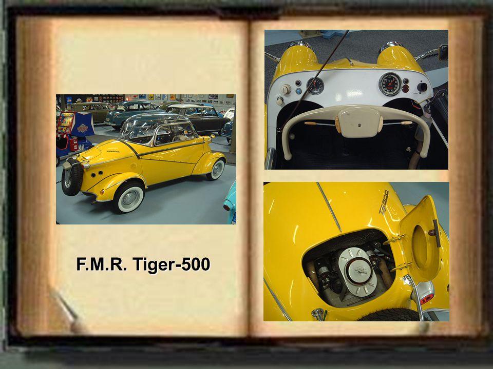 Messerschmitt Cabrio