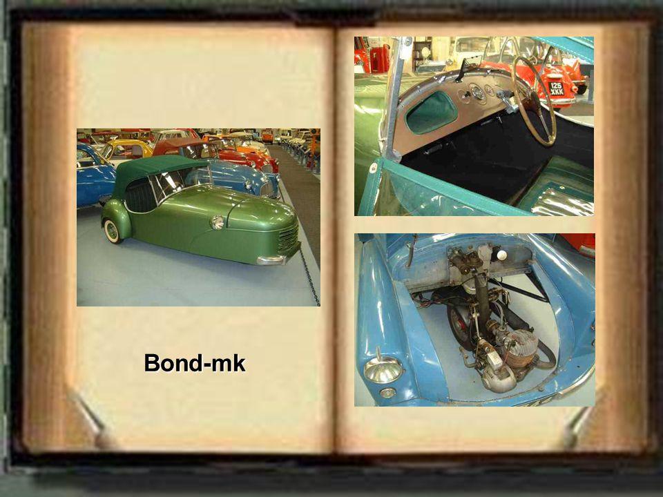 Bond-mk