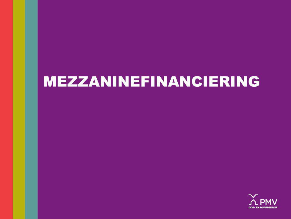 MEZZANINEFINANCIERING