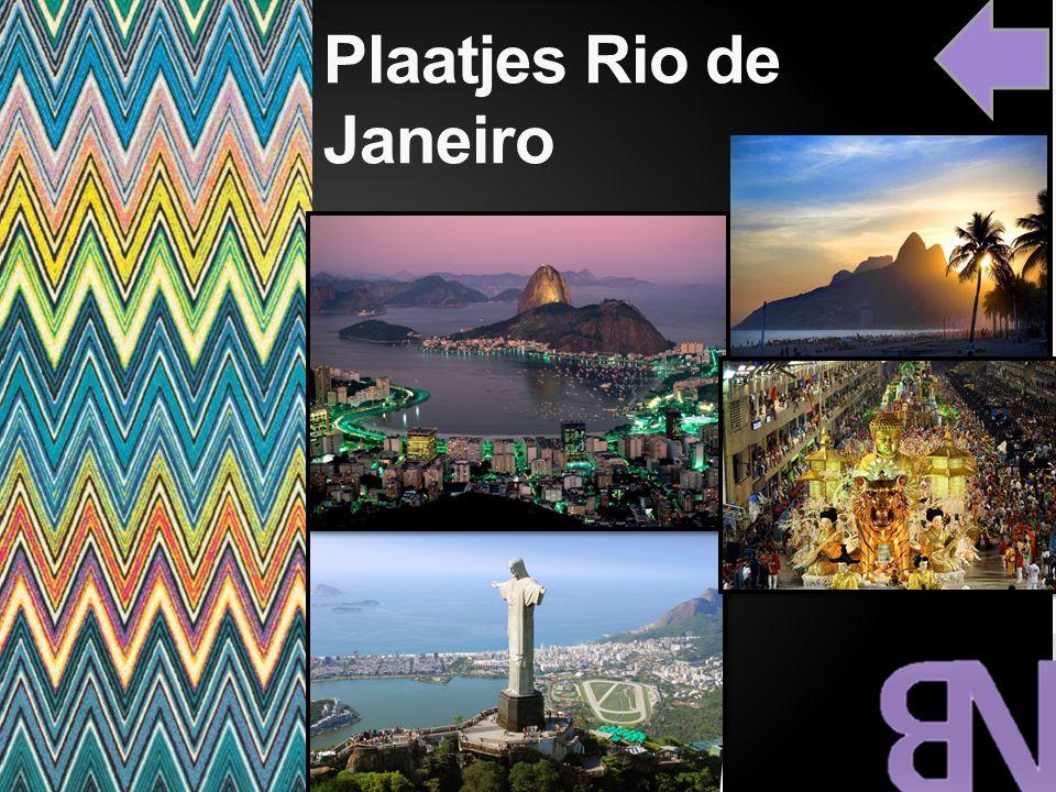 Plaatjes Rio de Janeiro