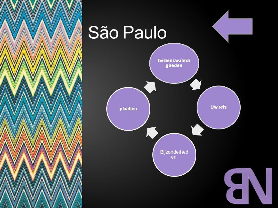 São Paulo bezienswaardi gheden Uw reis Bijzonderhede n plaatjes