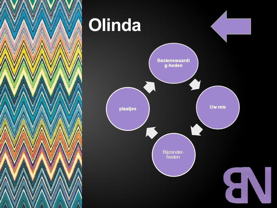 Olinda Bezienswaardi g-heden Uw reis Bijzonder- heden plaatjes