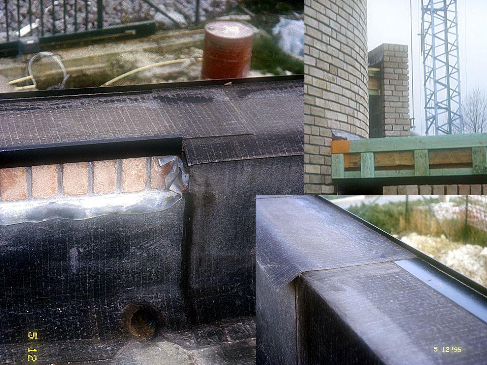 Inleiding tot de bouwtechniek en de bouwstructuren1° kandidatuur burgerlijk ingenieur-architect partim bouwstructuren: OPBOUW VAN EEN 'PLAT' DAK