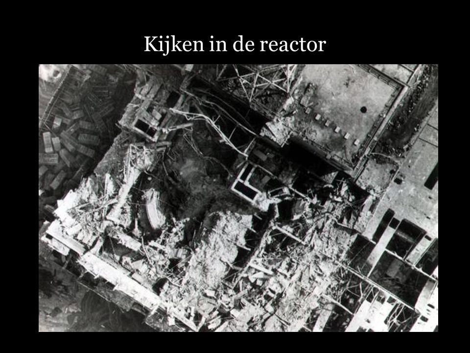 Kijken in de reactor