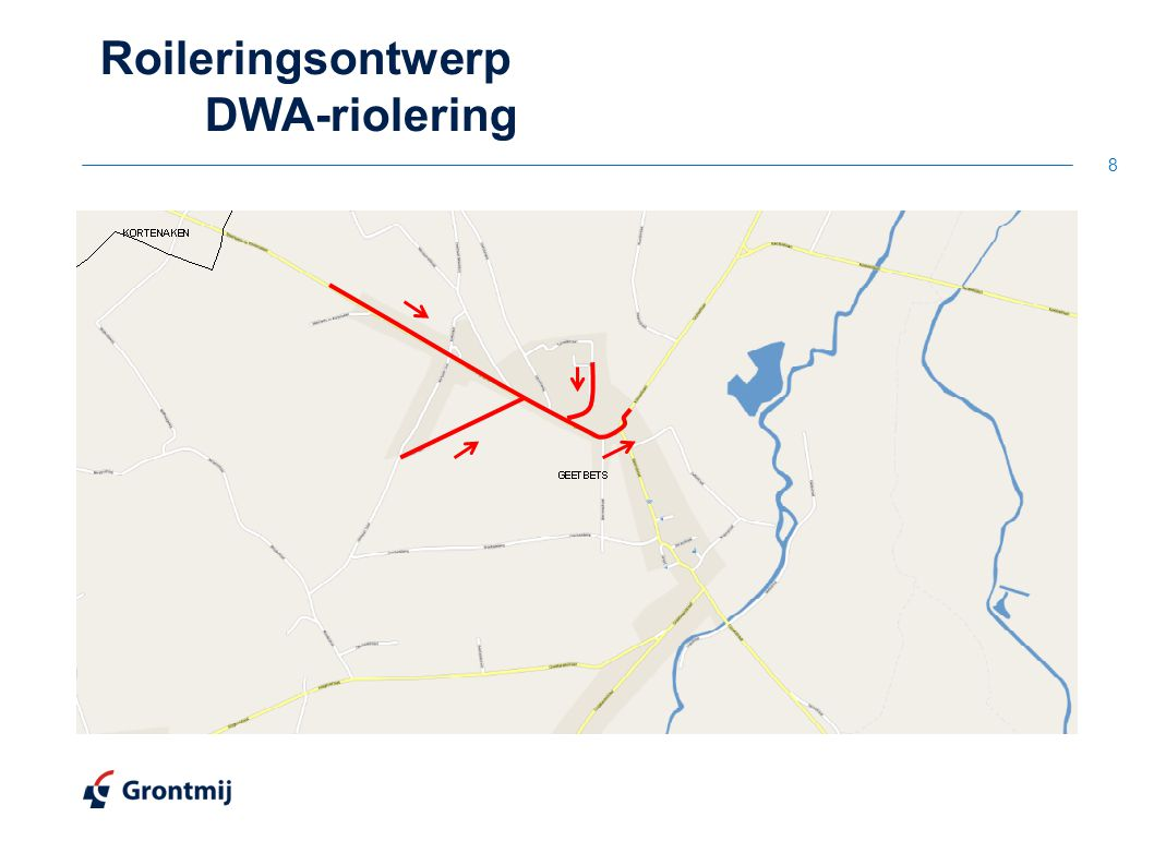 8 Roileringsontwerp DWA-riolering