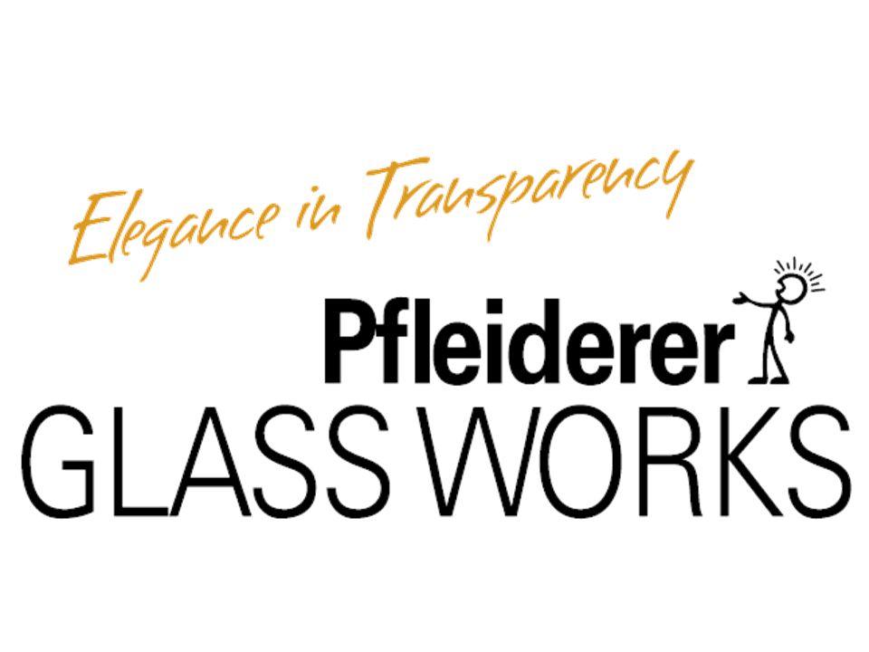 Wie zijn wij.Pfleiderer-glass-works bvba werd opgericht in 2010 door Serge en Nancy Pfleiderer.