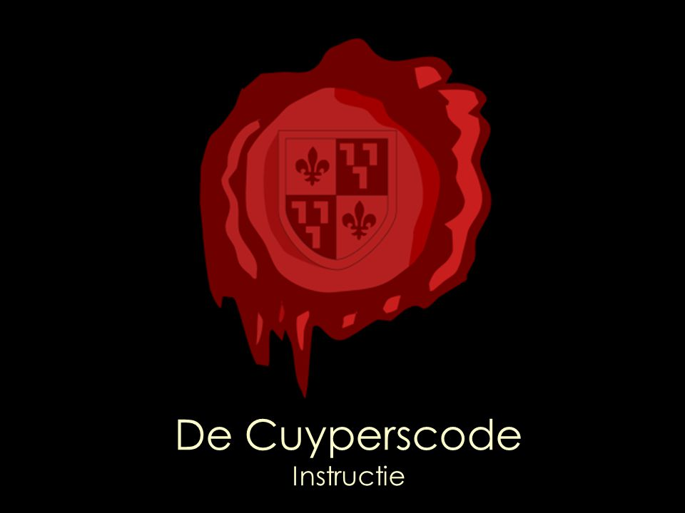 De Cuyperscode Instructie