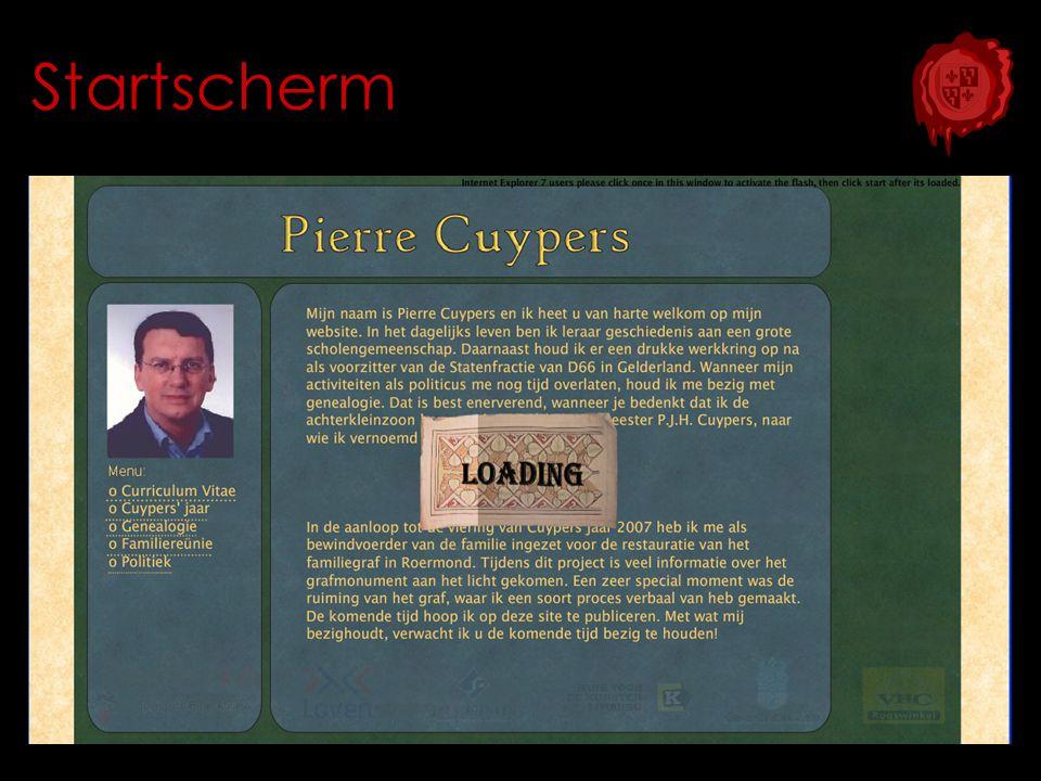 Eerste sleutelbeeld Klik op het boekenplankje Boekenplankje Contrast Donker/licht
