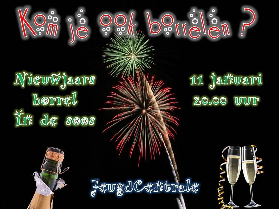 Wij wensen u een goede jaarwisseling en een gezegend 2013