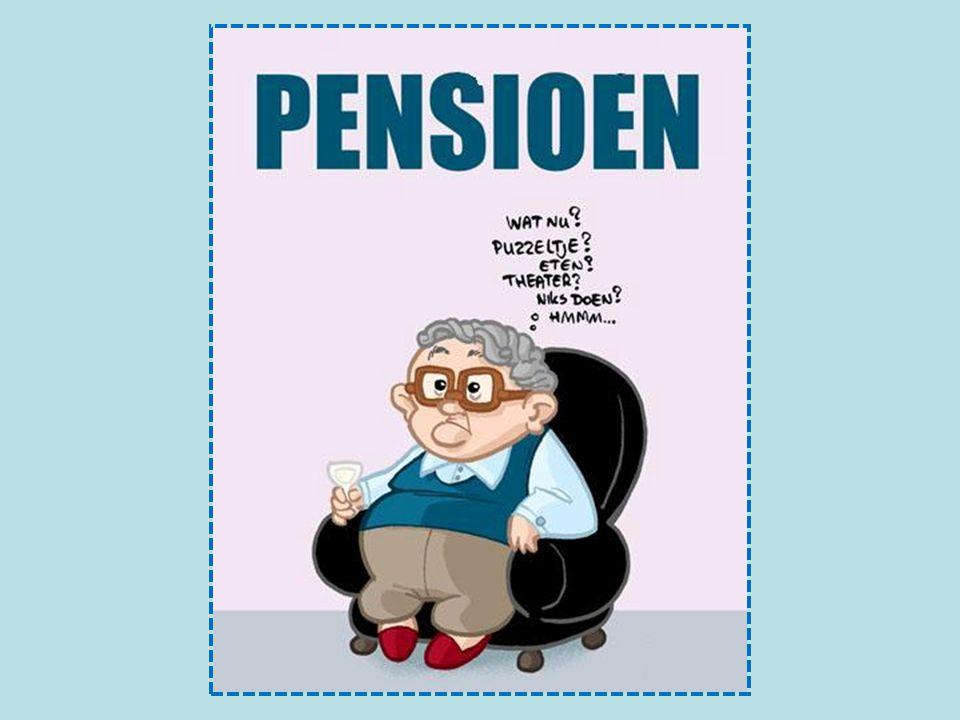 Aan alle gepensioneerden en aan hen die het spoedig worden... Klikken!