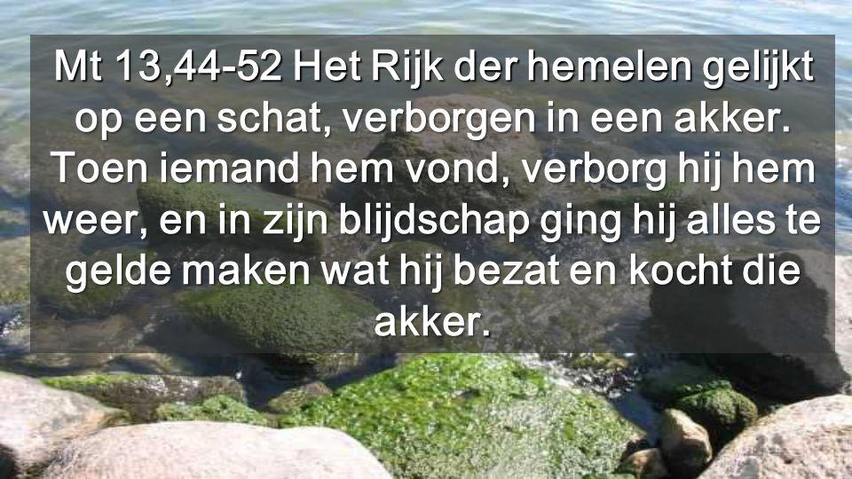 Meer details van het meer … luisterend naar Jezus