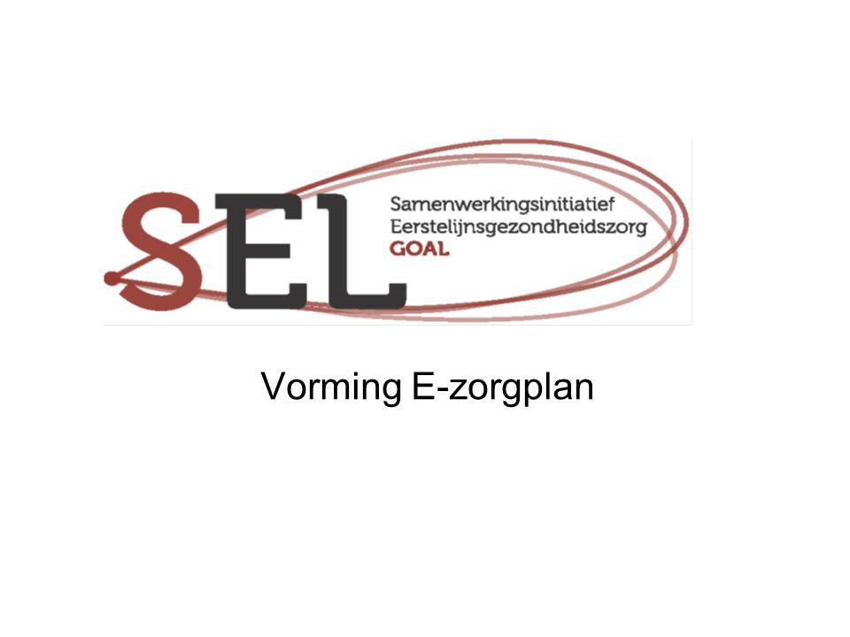 Vorming E-zorgplan