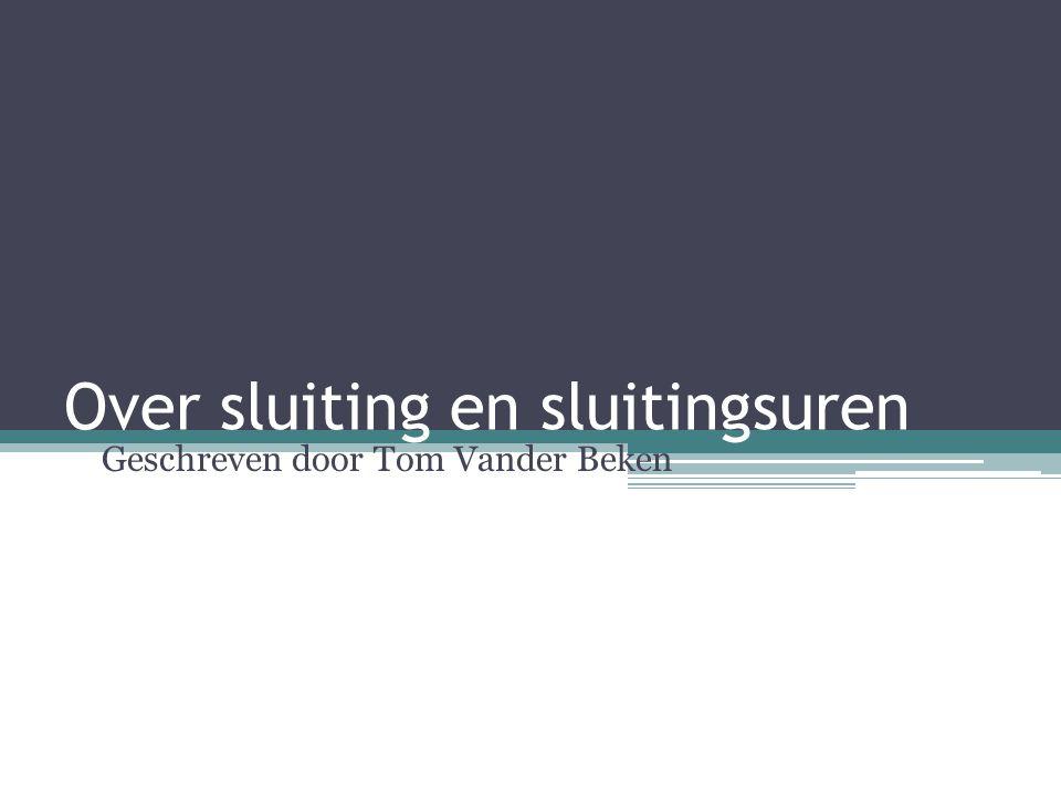 Tom Vander Beken Prof aan de universiteit Gent Doceert Rechten en Criminologie Expertise: studie van de stafrechtsbedeling