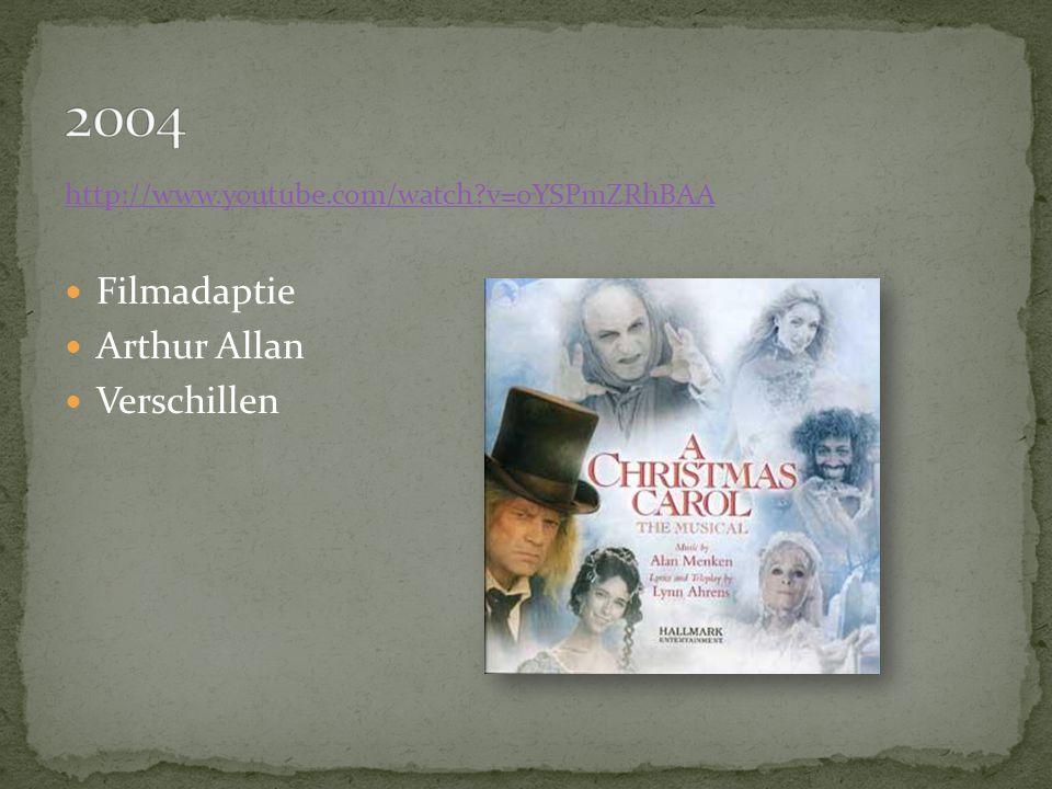 http://www.youtube.com/watch v=oYSPmZRhBAA Filmadaptie Arthur Allan Verschillen