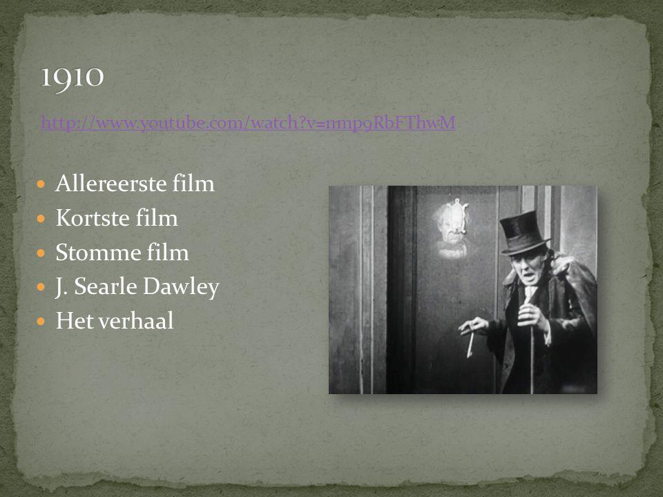 http://www.youtube.com/watch v=nmp9RbFThwM Allereerste film Kortste film Stomme film J.