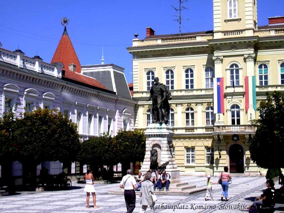 Plein in Bratislava.