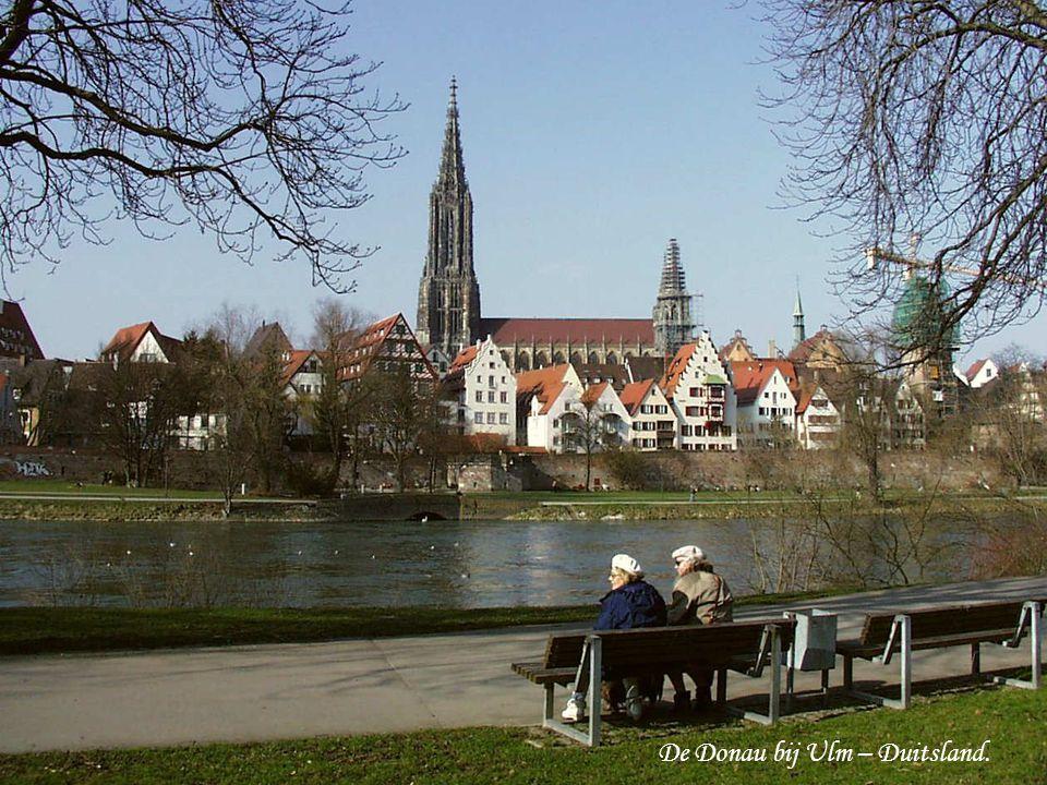 De Donaubron in Donaueschingen – Duitsland.