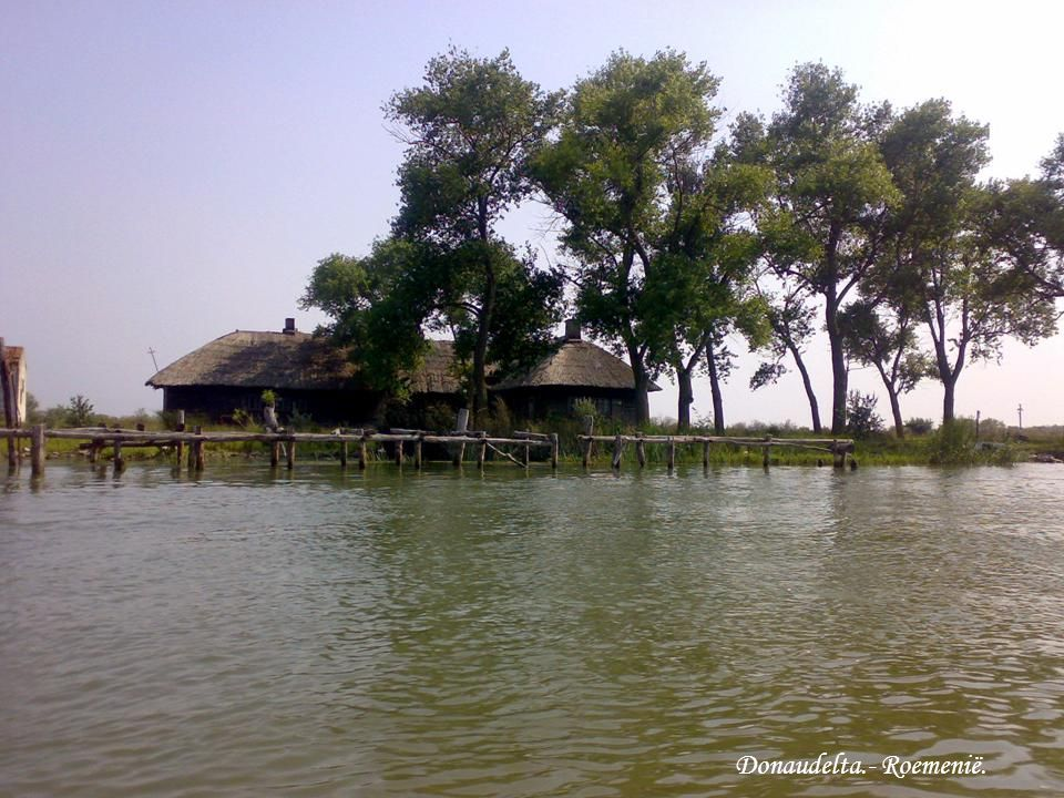 Haven Sulina – Roemenië.