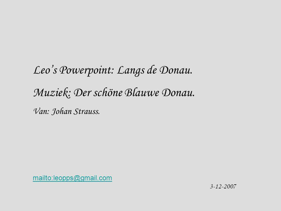 De Donaudelta – Roemenië.