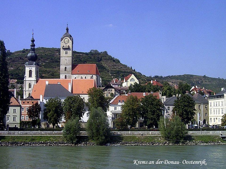 Markplaats Linz – Oostenrijk.
