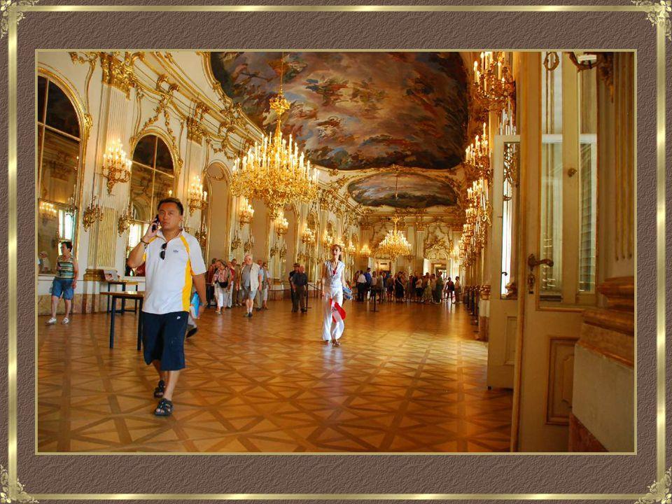 Schönbrunn (zomerpaleis van de Habsburgers)