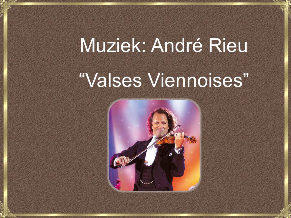 Muziek: André Rieu Valses Viennoises