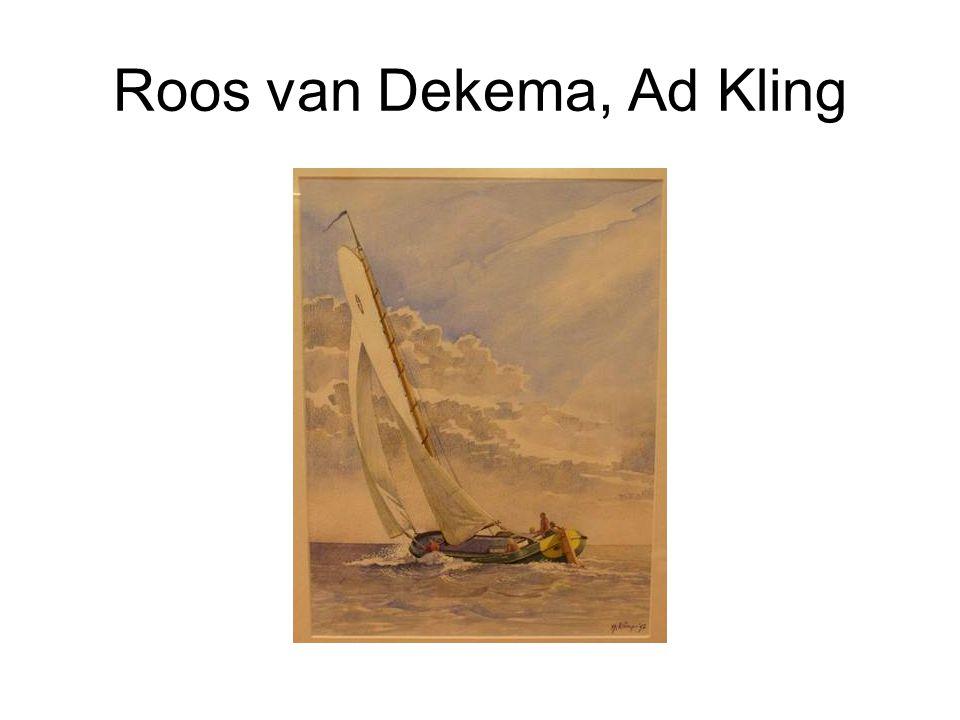 Roos van Dekema, Ad Kling
