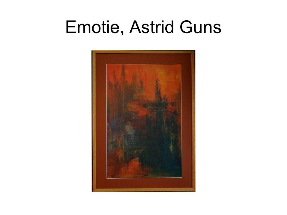 Emotie, Astrid Guns