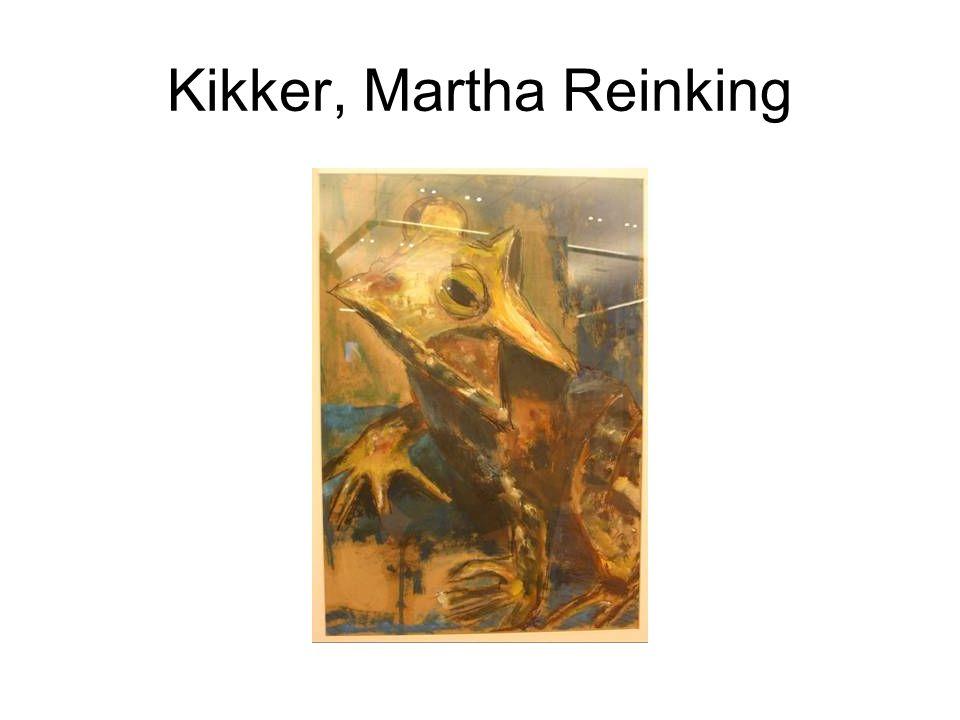 Kikker, Martha Reinking