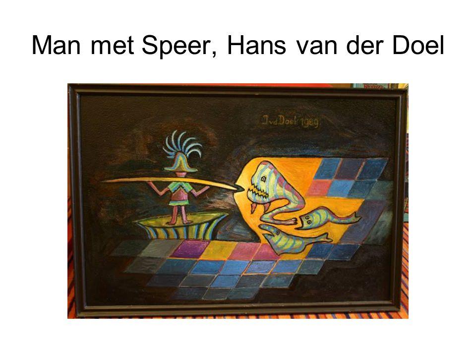 Stilleven, Ieke van der Wal Bakker