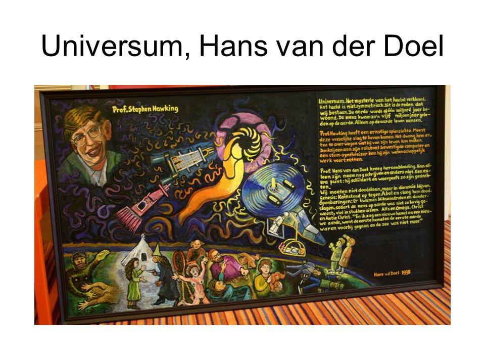 Universum, Hans van der Doel