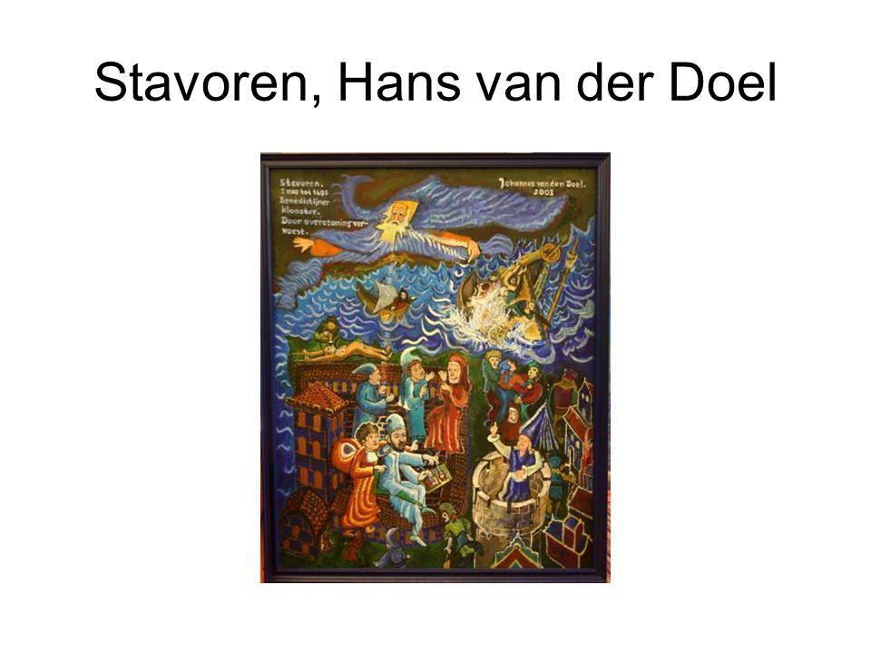Stavoren, Hans van der Doel