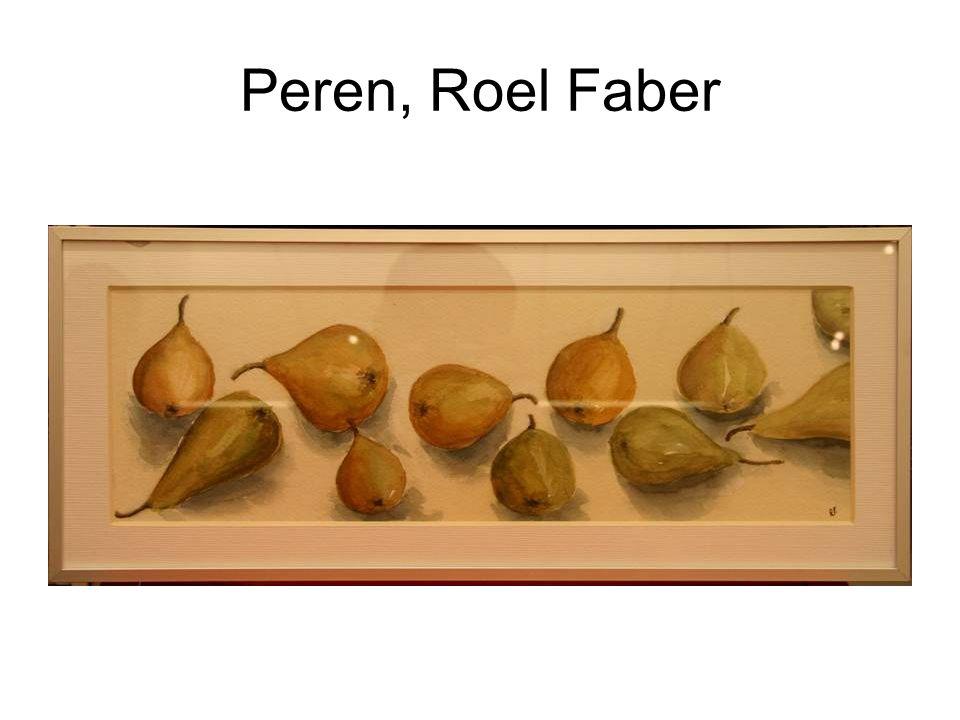 Peren, Roel Faber