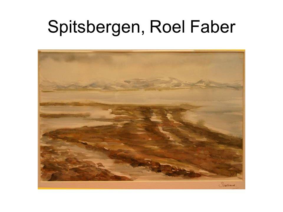 Spitsbergen, Roel Faber