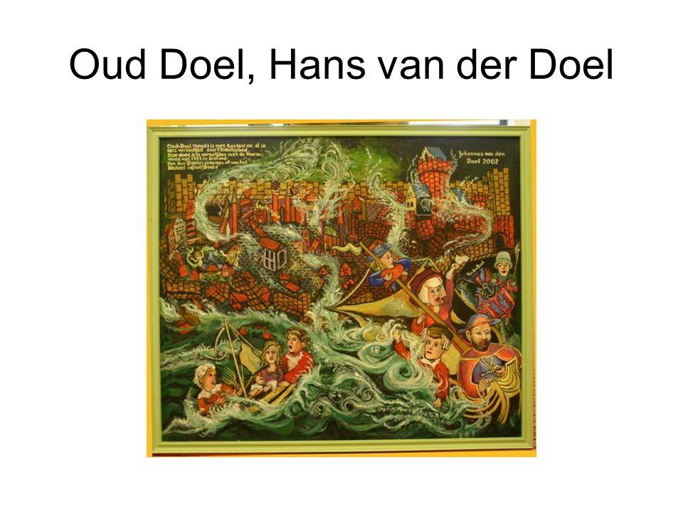 Oud Doel, Hans van der Doel