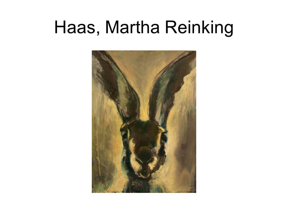 Haas, Martha Reinking
