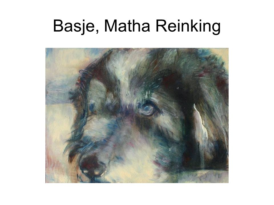 Basje, Matha Reinking