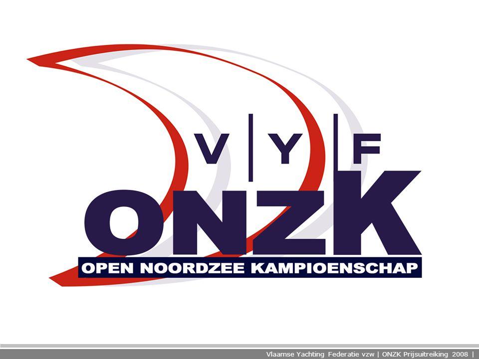 Vlaamse Yachting Federatie vzw | ONZK Prijsuitreiking 2008 |