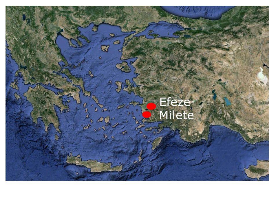 Milete Efeze